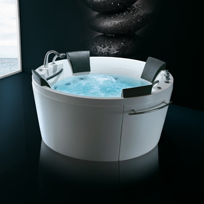 Baignoire thalasso lille design - Entourage de baignoire ...